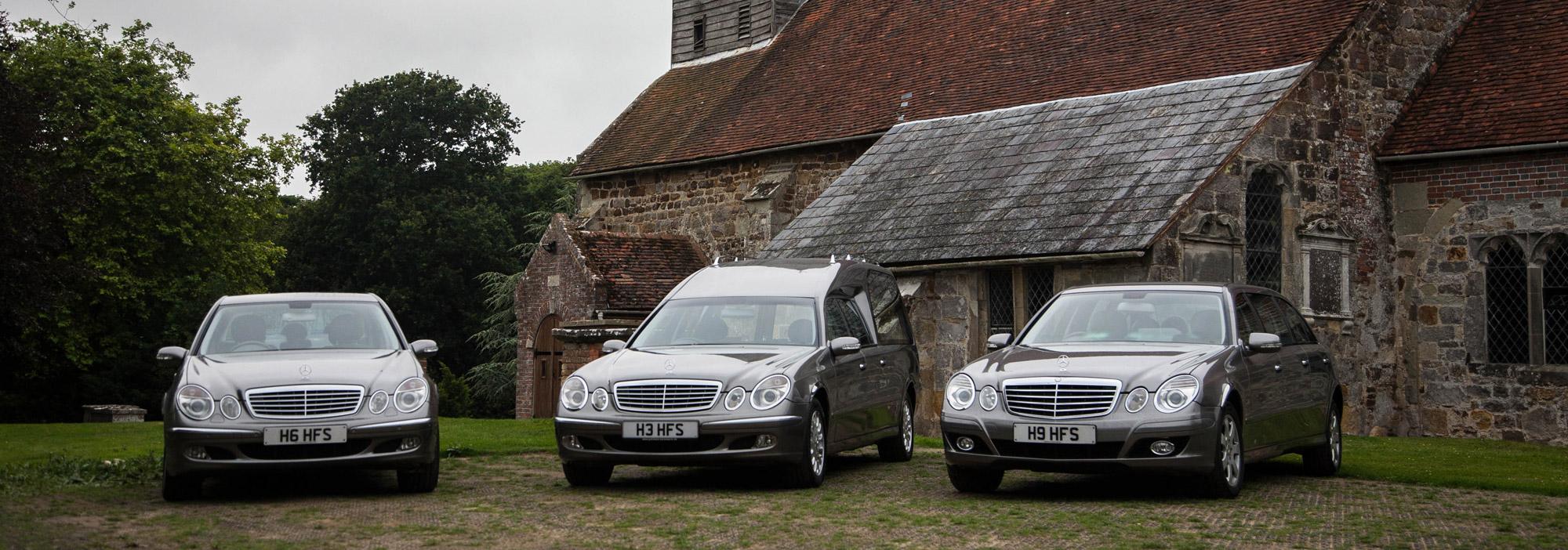 Funeral Cars Hlaisham
