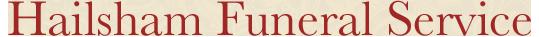 Hailsham Funeral Services Logo